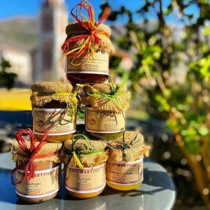Confiture de fruit de Corse